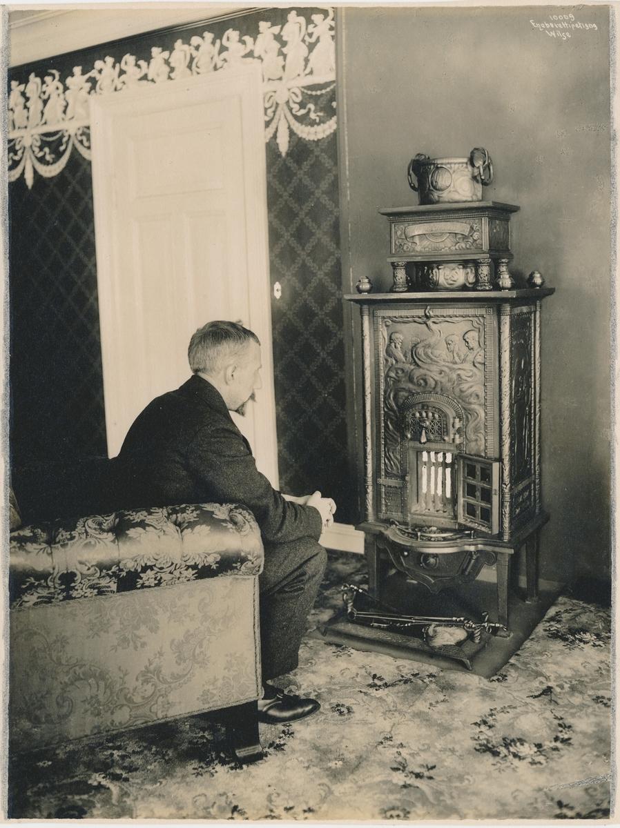 Fotografi av Roald Amundsen