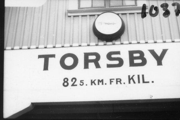Torsby station.