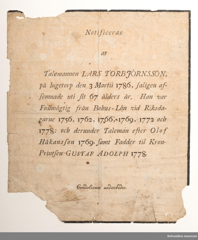 Bondeståndet 1778