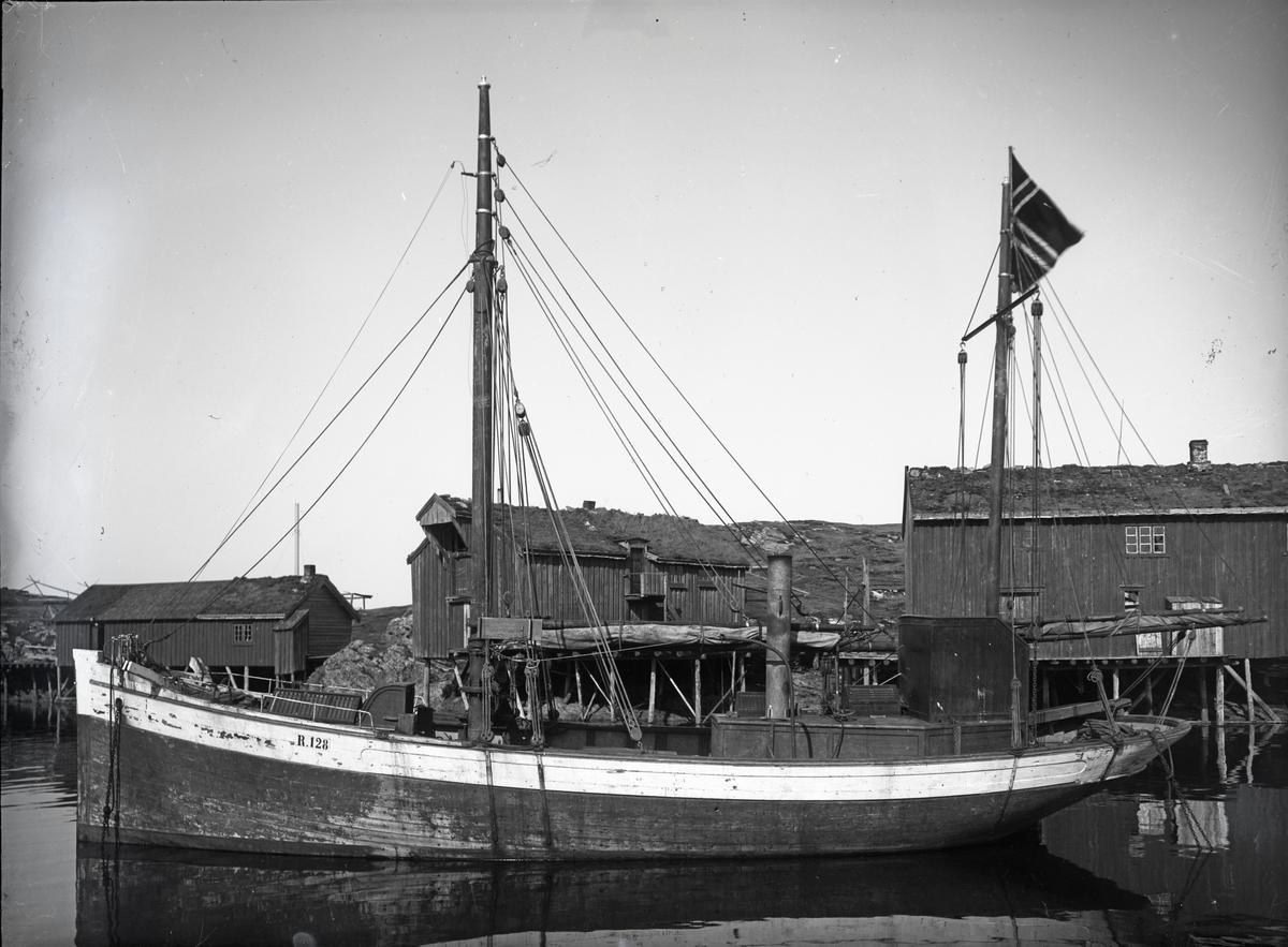 Fiskekutter Reg. R128