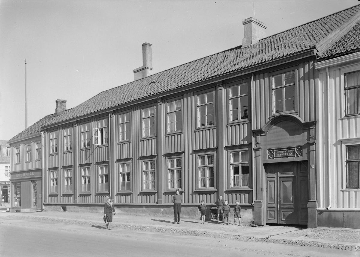Trondhjems kommunale husmorskole