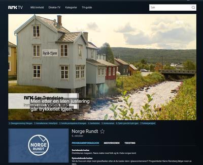 Pressemuseet Fjeld-Ljom på NRK