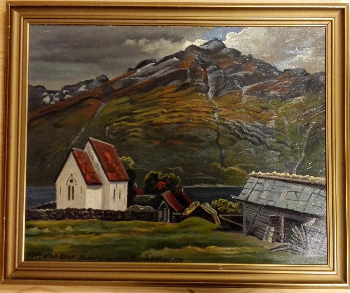 Aurland kyrkje