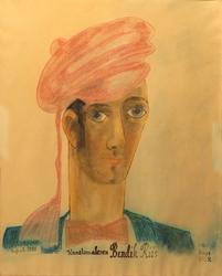 Russ 1932 [Tegning]