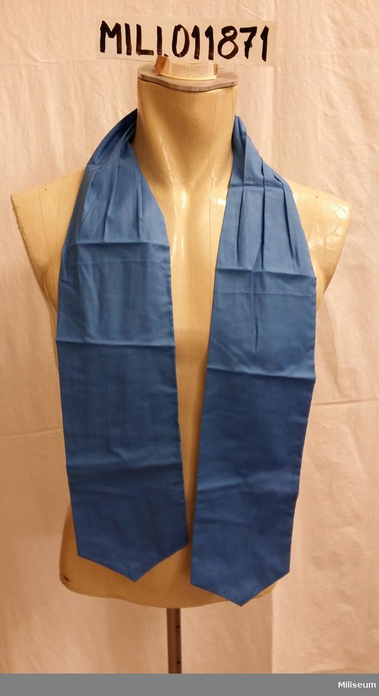 Halsdukar, FN, ljusblå.