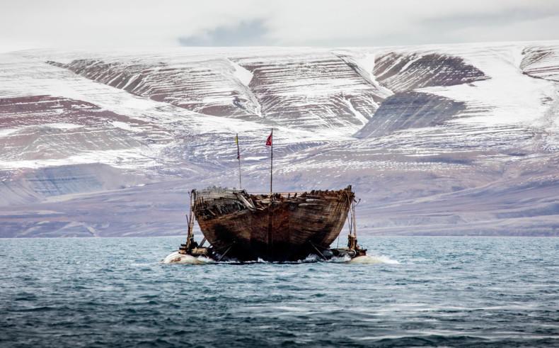 Foto: Jan Wanggaard, Maud returns Home (Foto/Photo)
