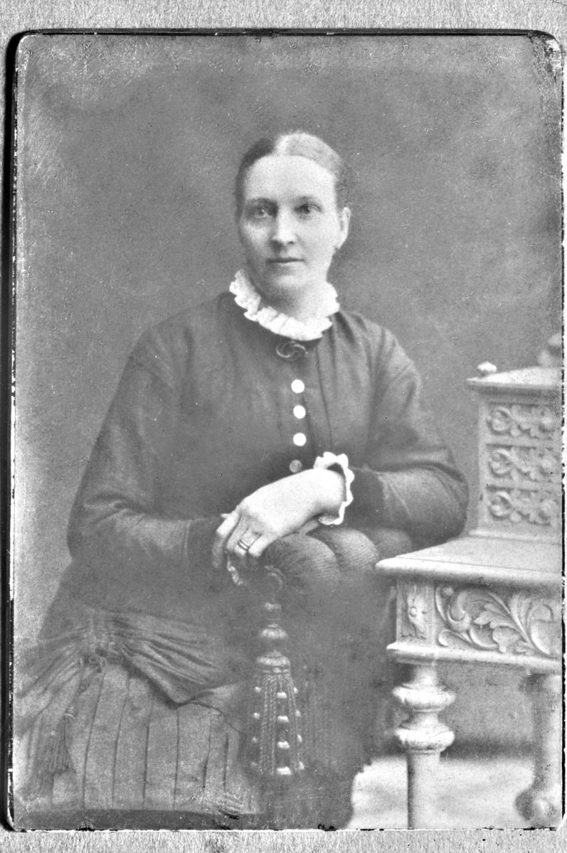 Fru Borgenholm