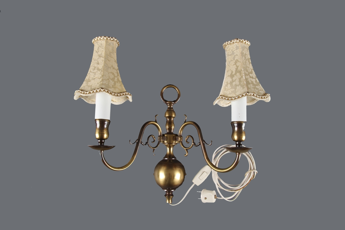 Lampe Dalane Folkemuseum DigitaltMuseum