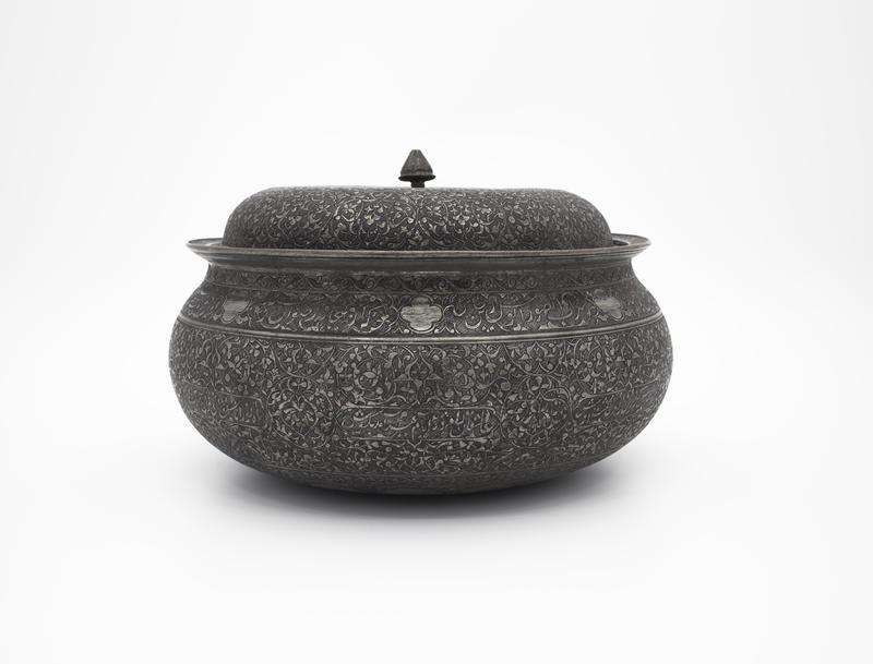 """""""Bolle med lokk"""" (ant. 1800-tallet)"""