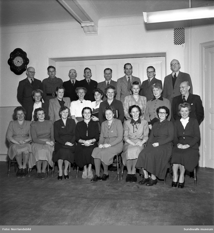 Betlehemskyrkans sångkör 1949.