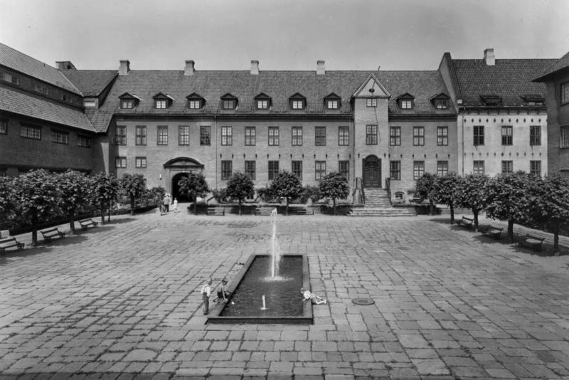 Bysamlingen 1953