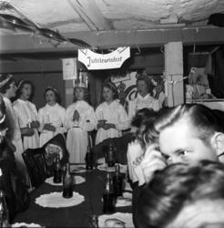 Luciafest och 50-årsjubileum för SGU i Sundsvall (Sveriges G