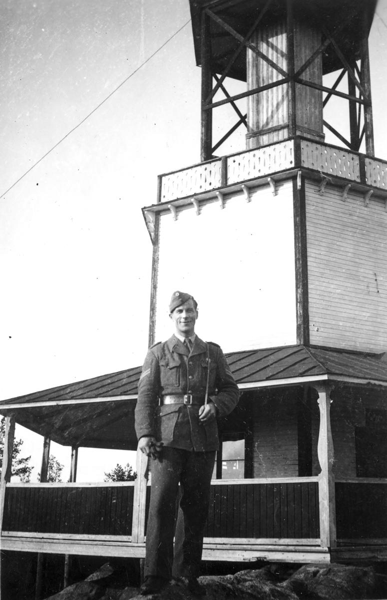Norske politistyrker i Sverige 1942-1945
