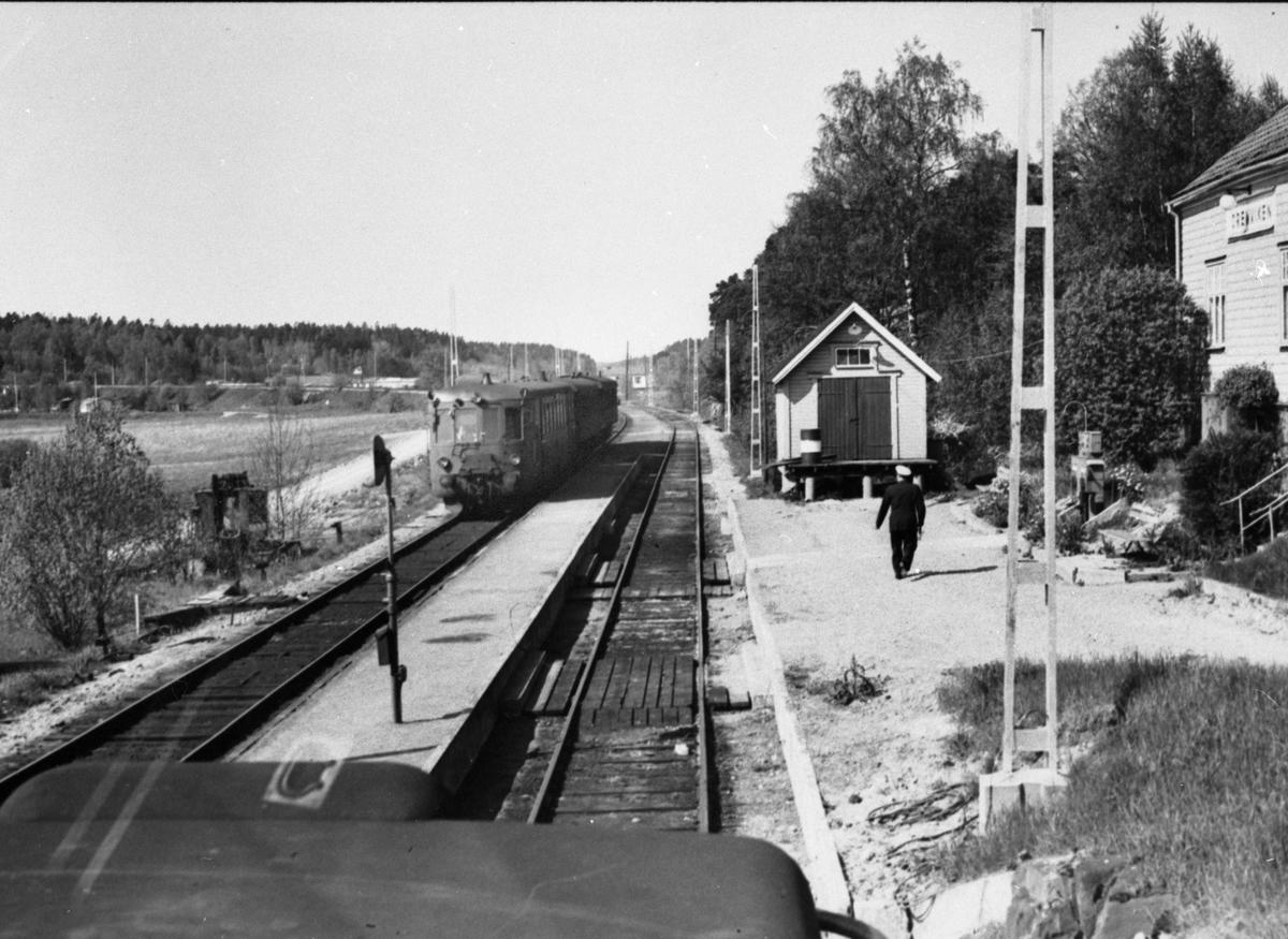 Station.  Hållplats anlagd 1901.