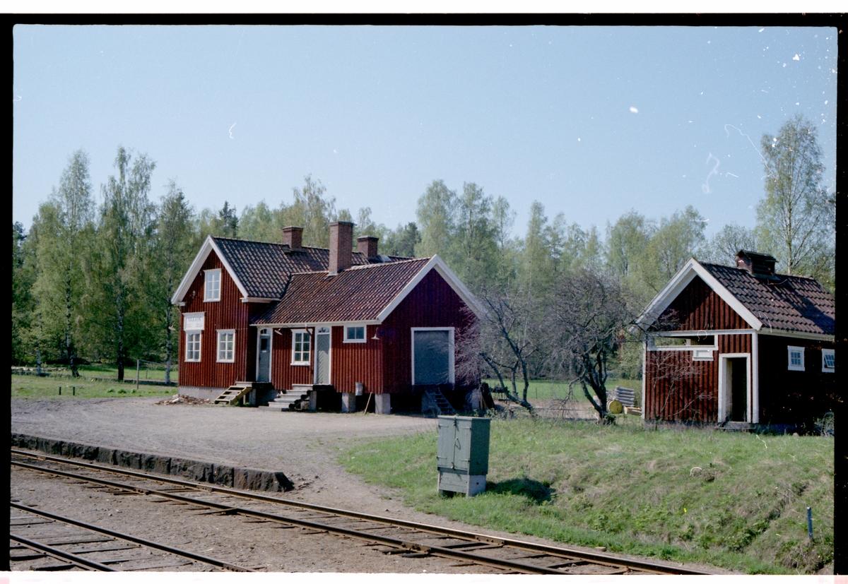 Växvik station.