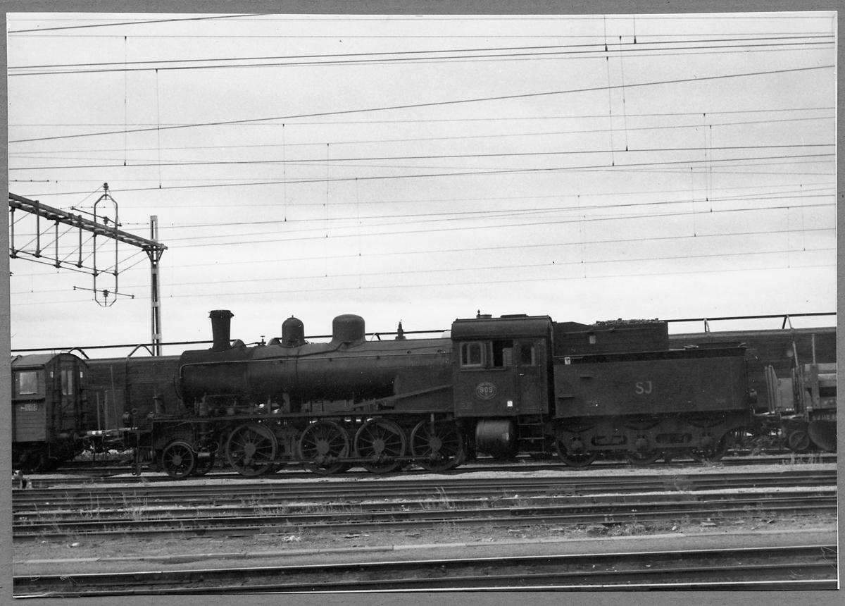 Statens Järnvägar, SJ E2 909.