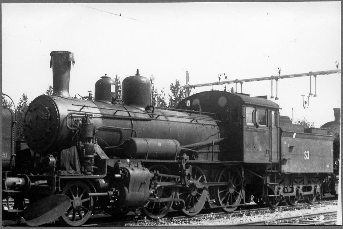 Statens Järnvägar, SJ L 967.