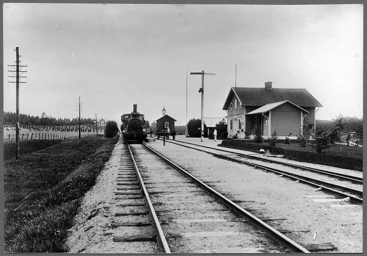 Gropen station.