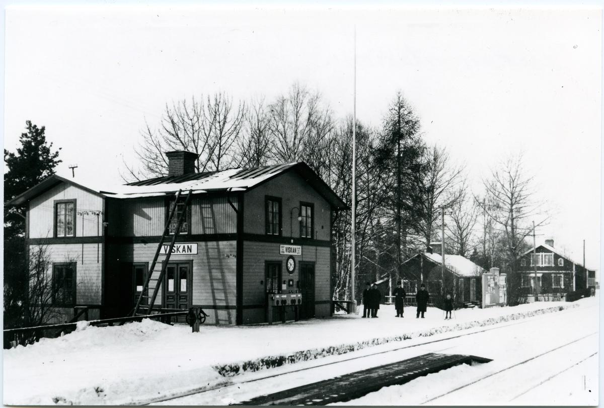 Viskans station.