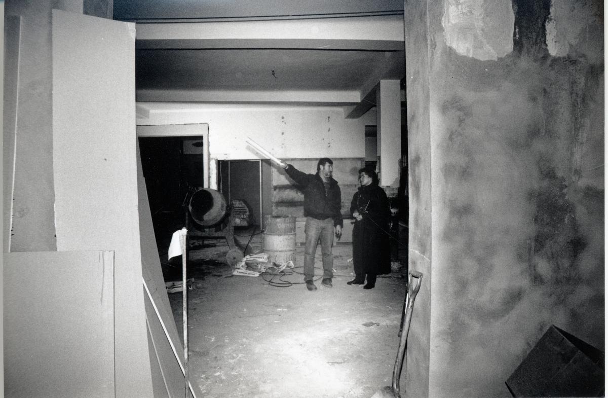 Herrljunga station ombyggnad/renovering