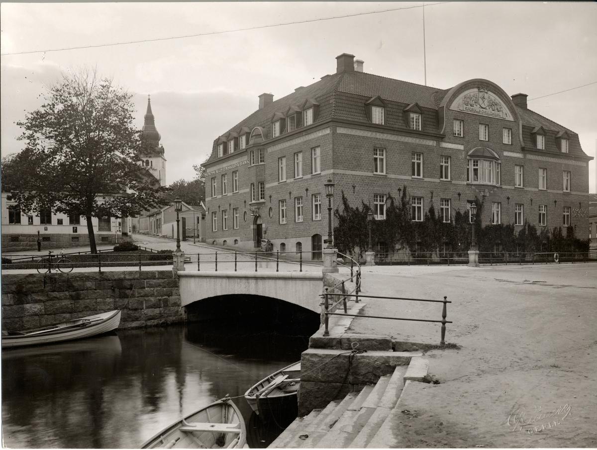 Sundsvalls Enskilda Bank.