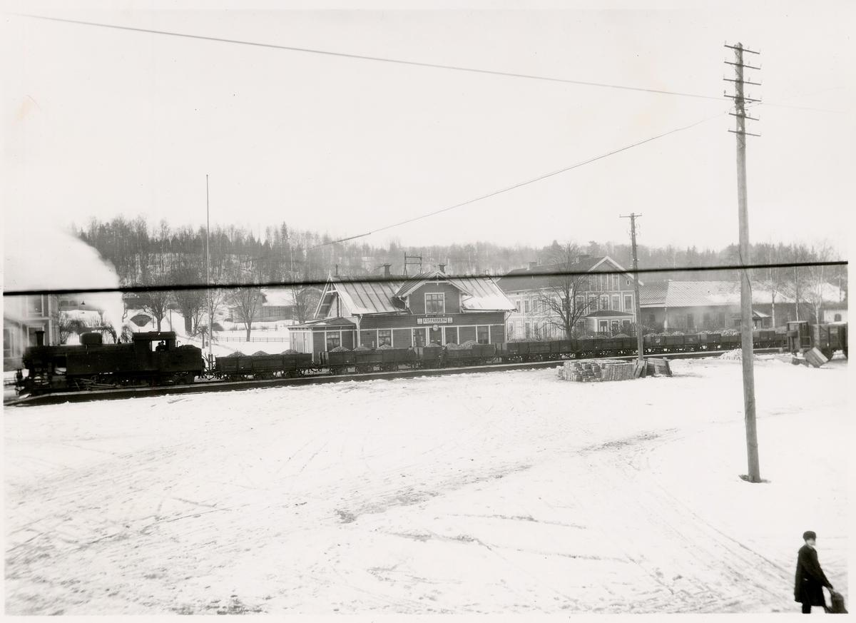 Kopparberg station