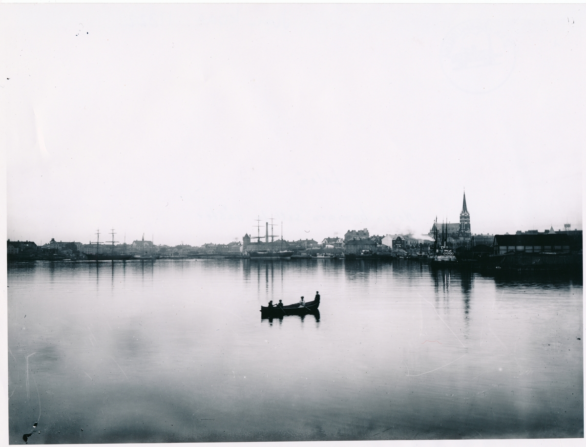Luleå, norra hamnen
