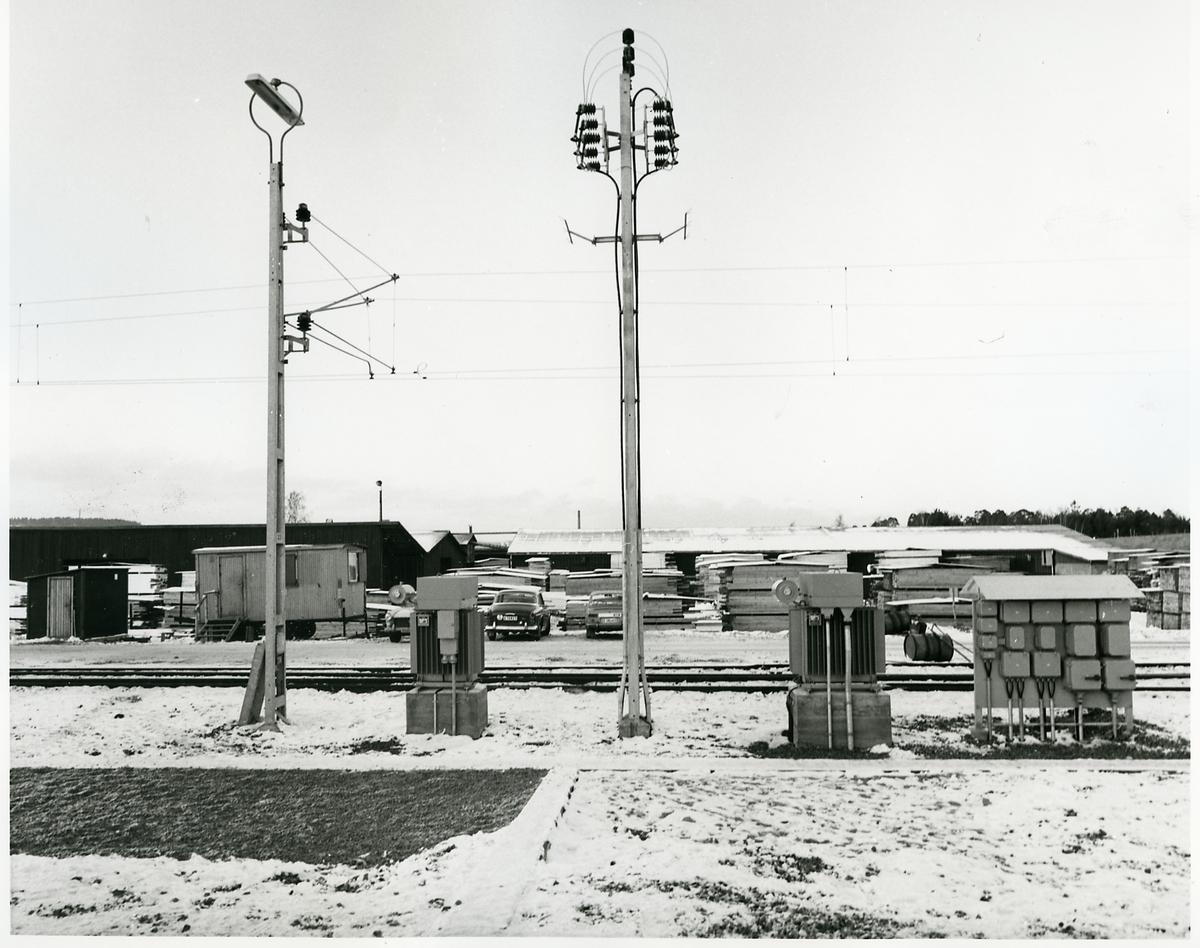 Jönköping godsterminal.