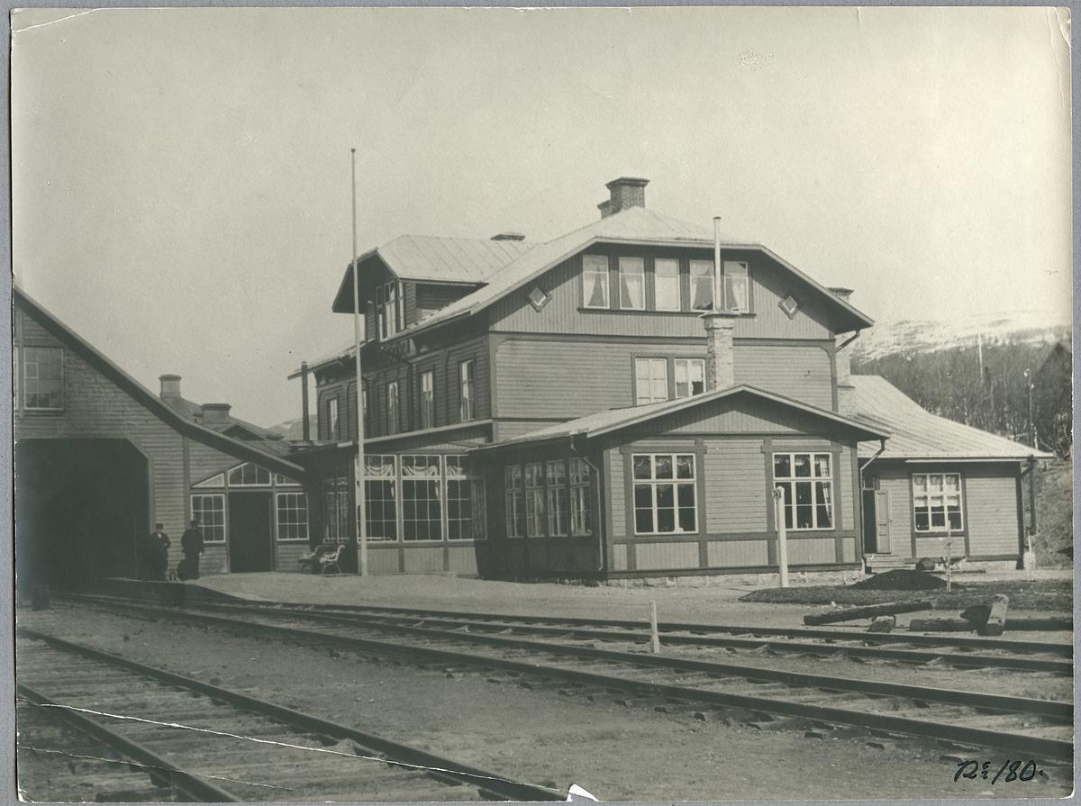 Storlien station.