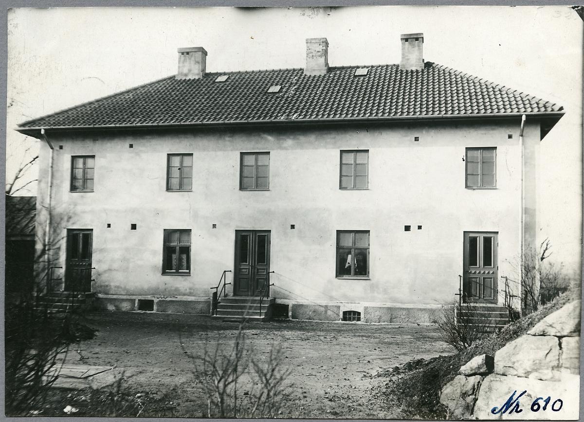 Boställshus nr 9, Svalöv.