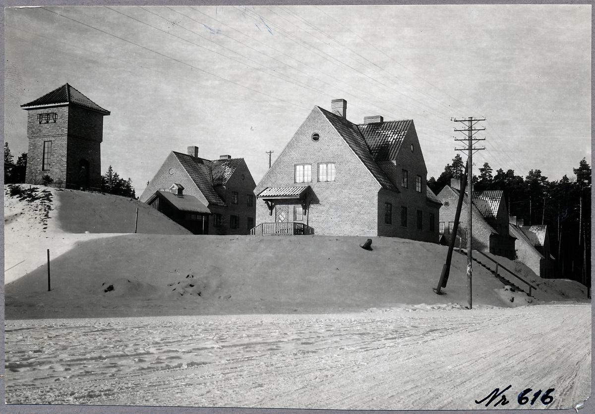 Bostadshus i Södertälje Södra.