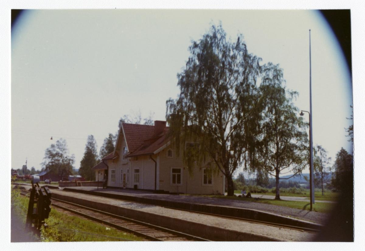 Brännland station.