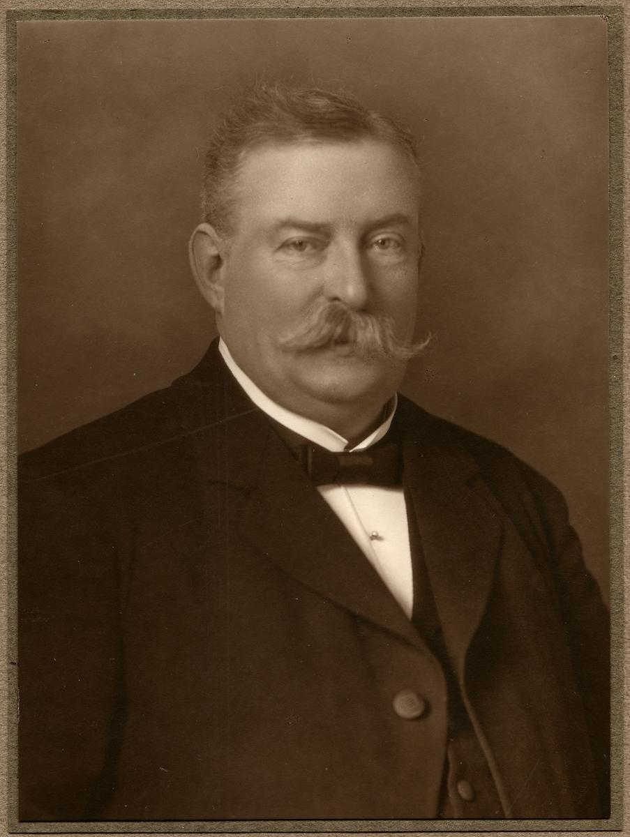 Trafikchef G. G. Andersson.