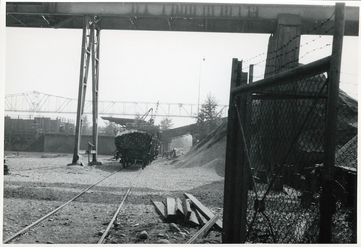 Industriområde i Timrå.