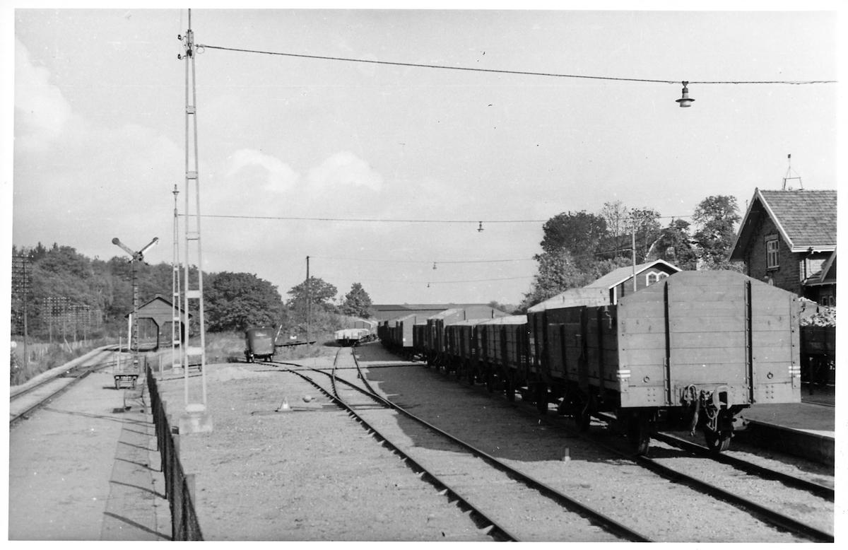 Gullberna station.