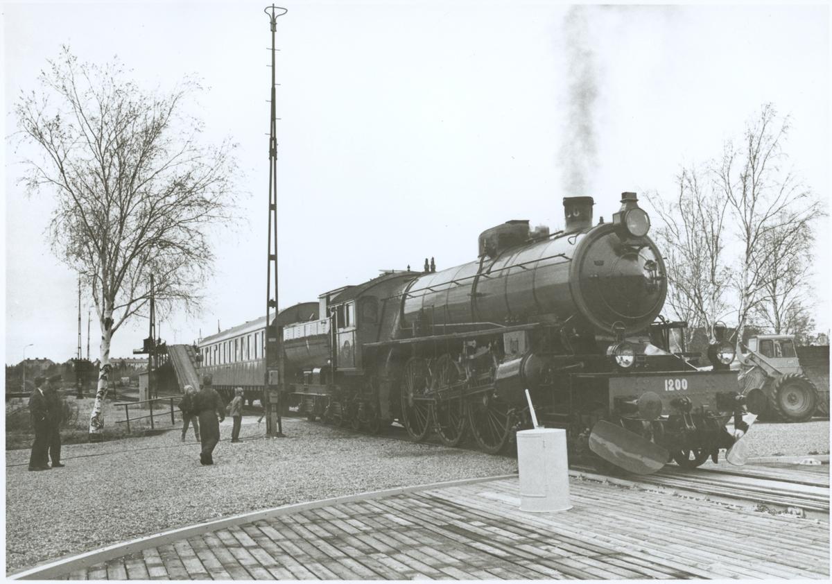 Statens Järnvägar, SJ F 1200.