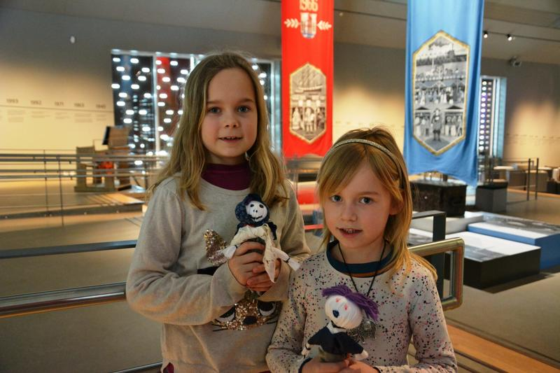 Bli med på populære Barnesyssel! Foto: Hege Beate Solås Lindemark.