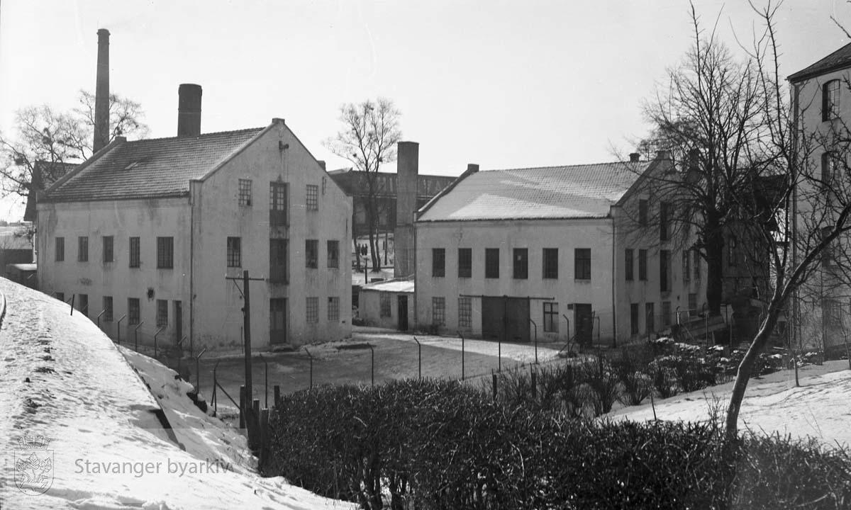 Jadar Margarinfabrikk , Hillevåg
