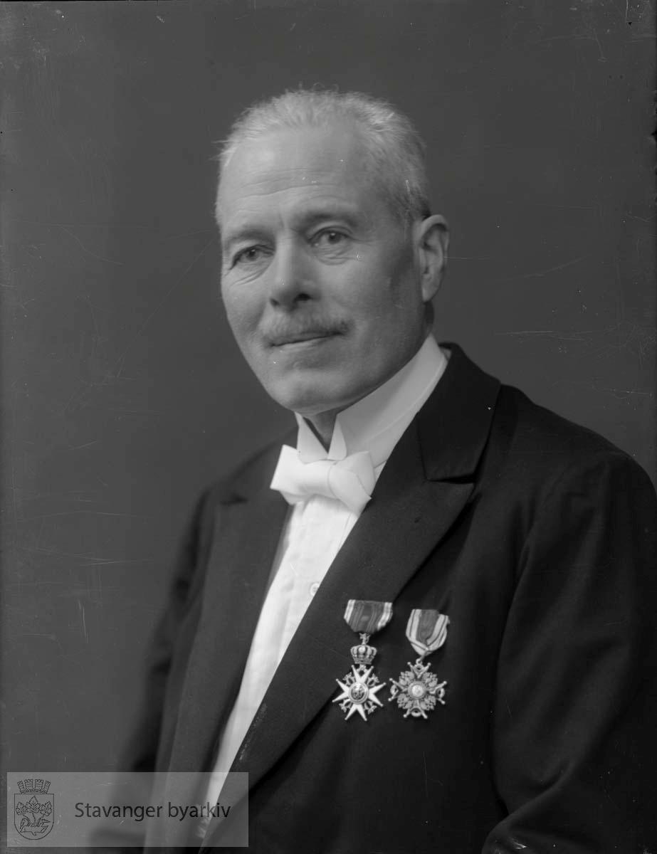 Carl Christensen var overlærer på Kongsgård.