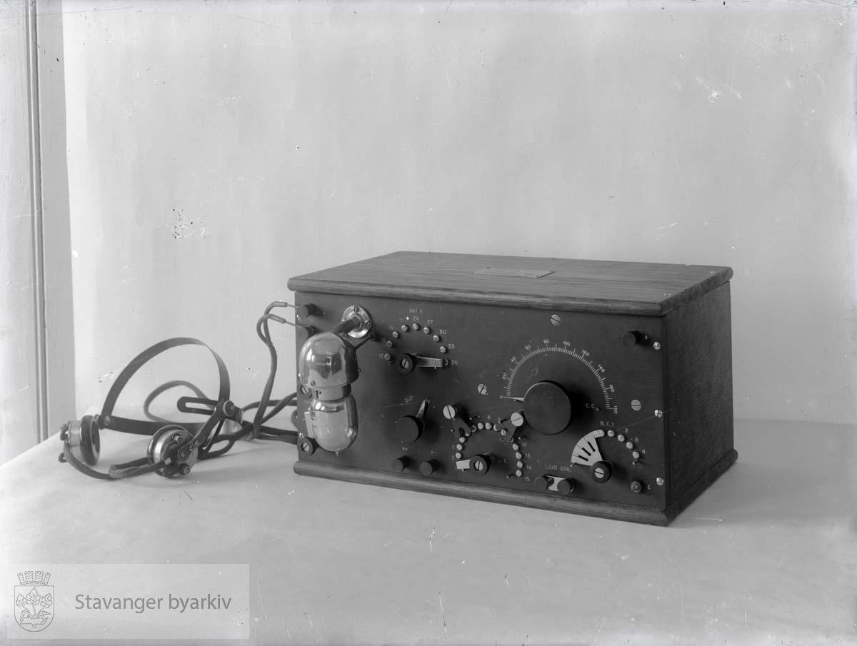 Radio eller måleaparat
