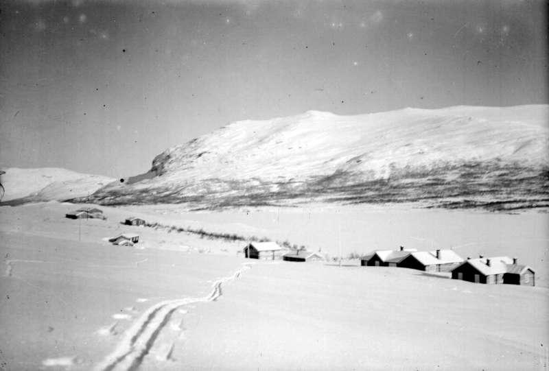 Nord-Fron. Sikkilsdalen. Skåbu.