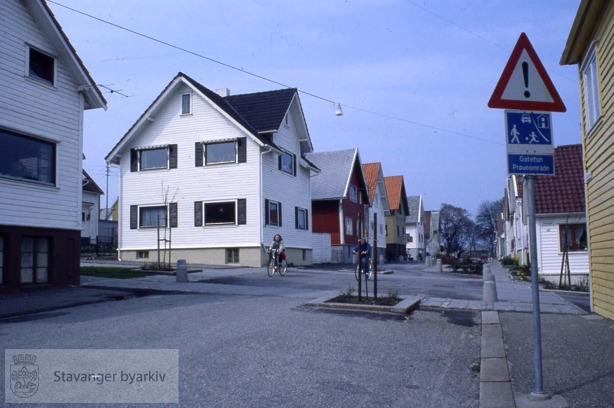 Krysset ved Steingata
