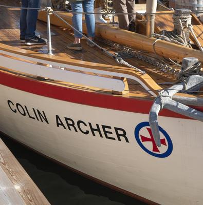 ColinArcher_002.jpg. Foto/Photo