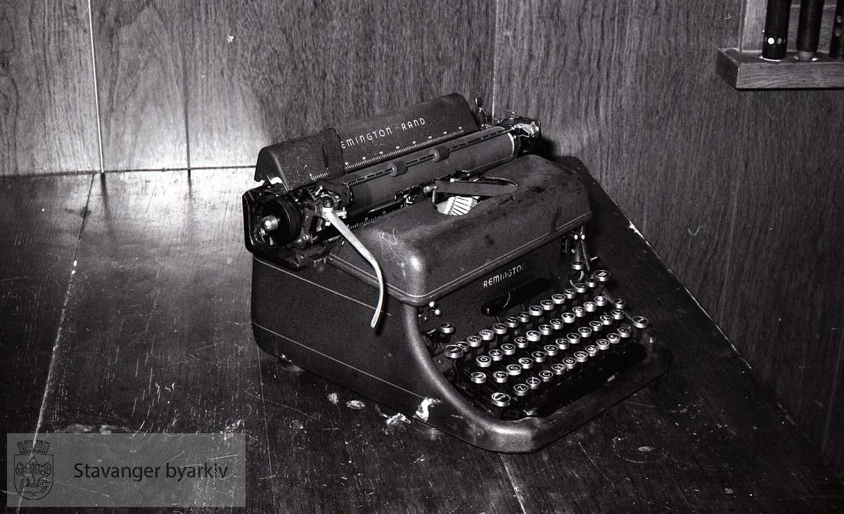 Skrivemaskin: Remington, nyere type