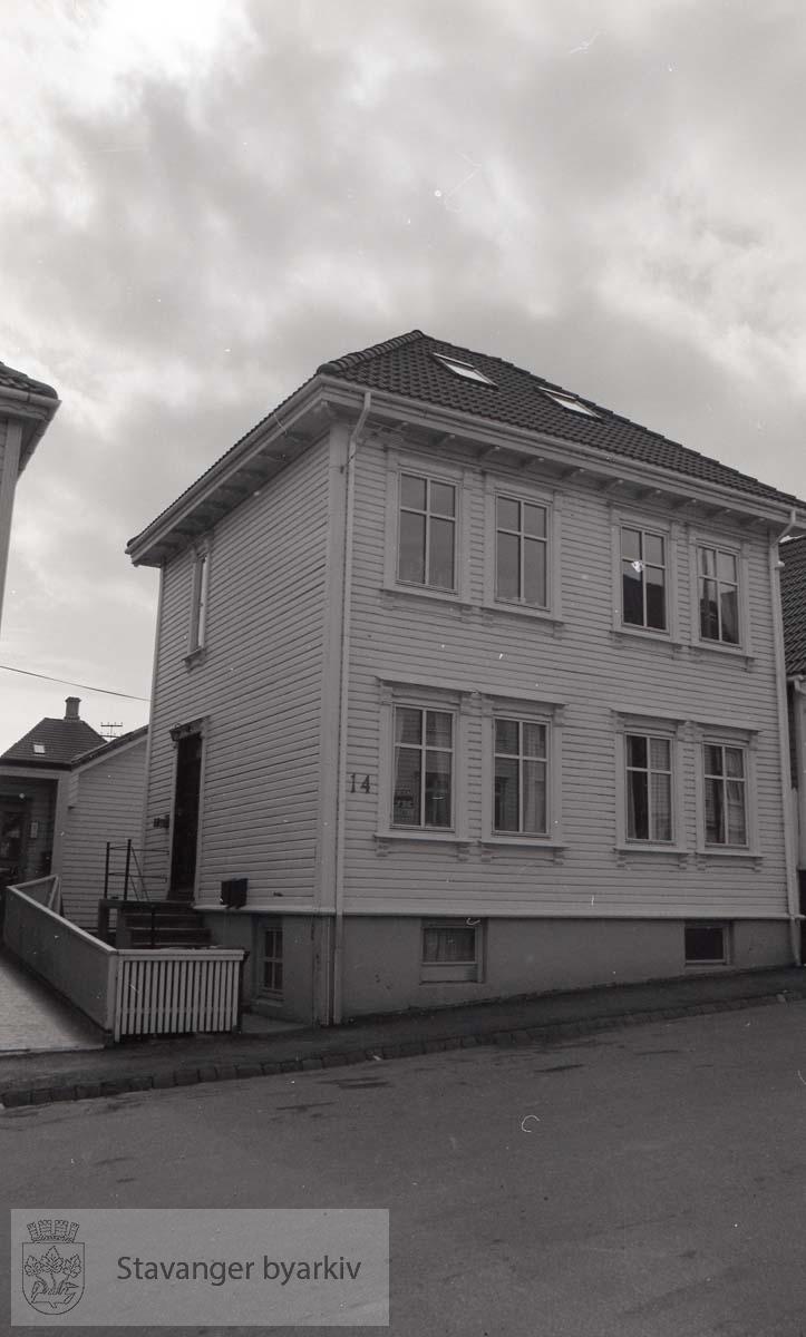 Løvdahls gate 14