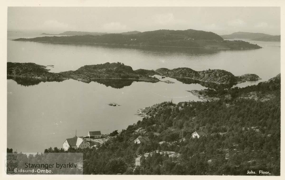 Ombo, Eidsund.