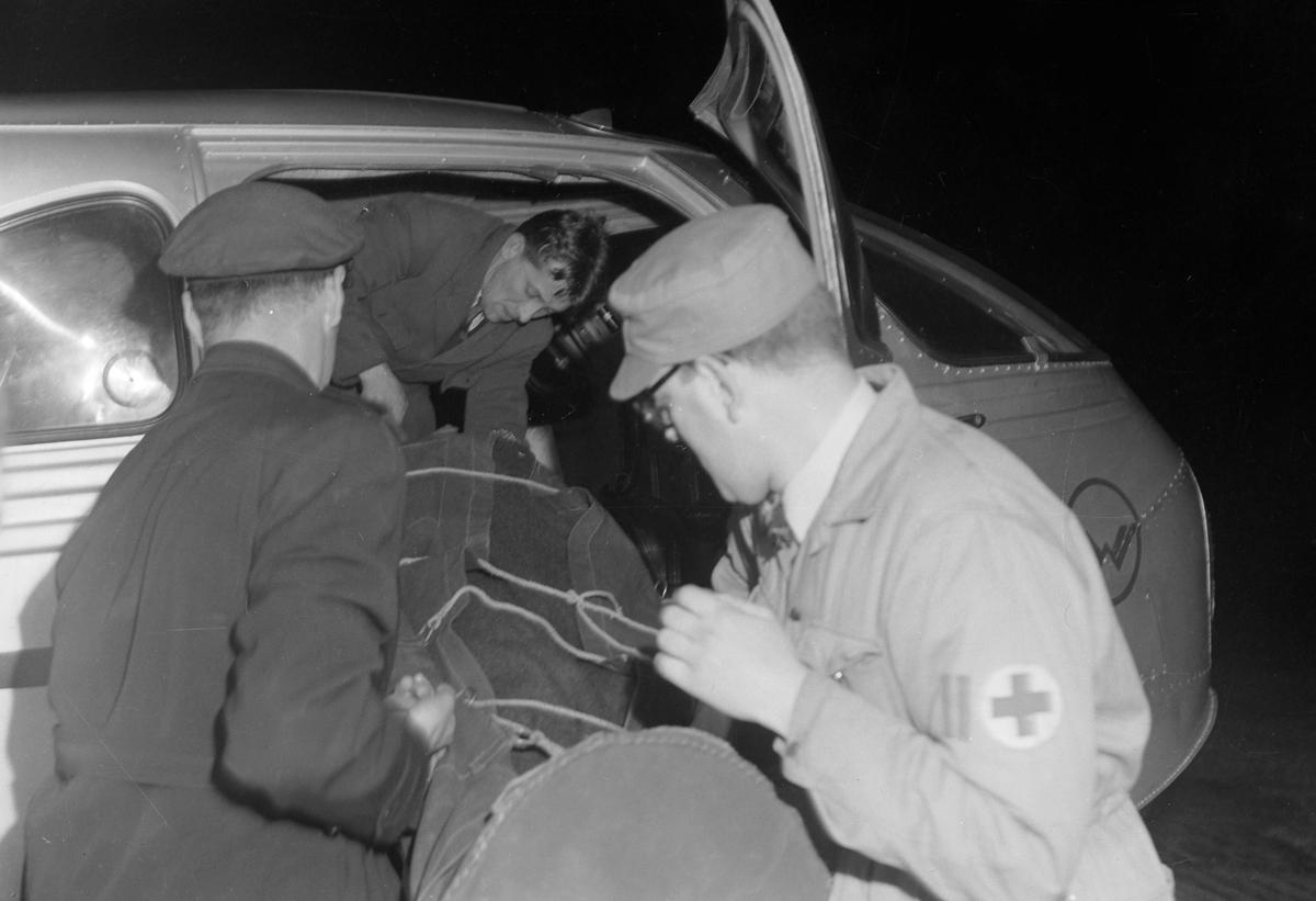 Ambulansefly på Lade flyplass