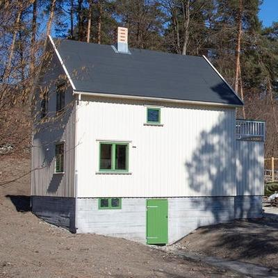 Bolighuset Finnmark april