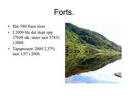"""Presentasjon av """"Jæren Smalalag"""" og eit bilete av Lykkjevatn"""