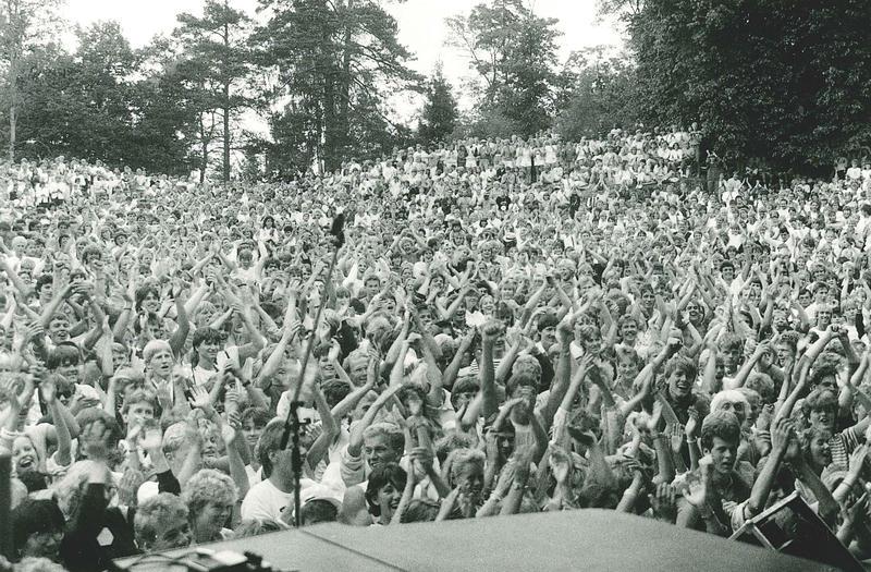 Skjærgårdsgospel 1982. Foto: Roar Thorsen (Foto/Photo)